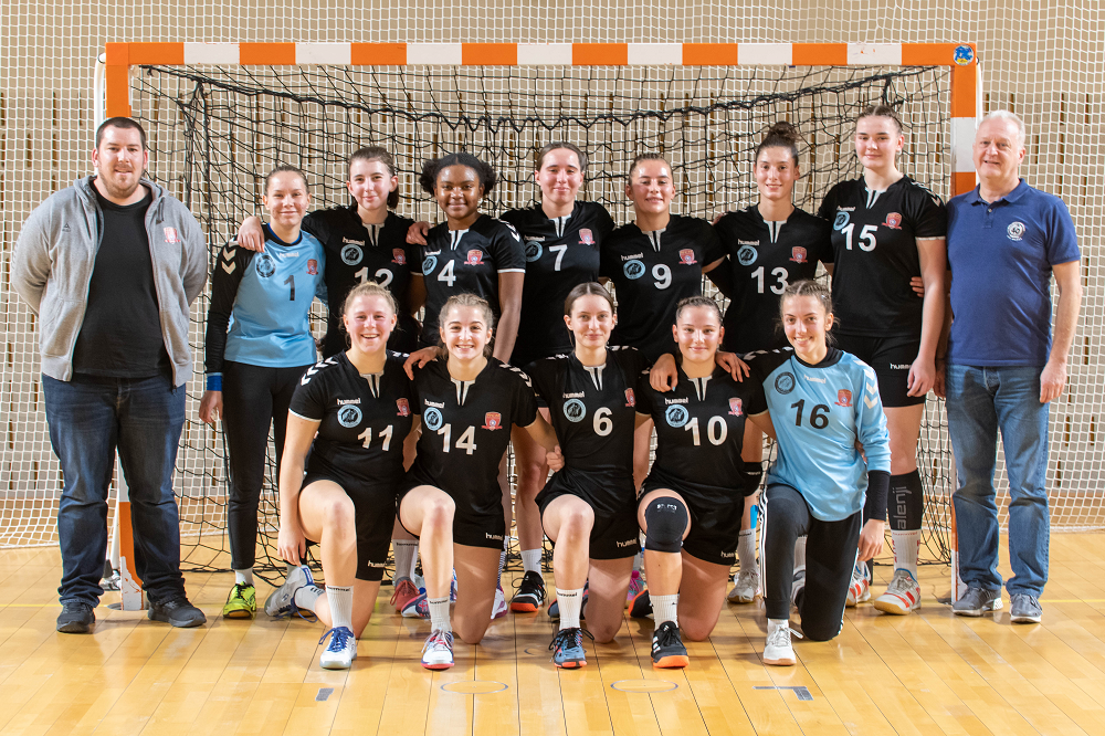 Entente -18 Fem Championnat de France