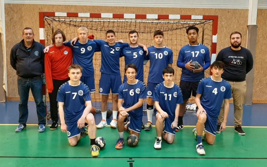 Équipe -18 G équipe 2