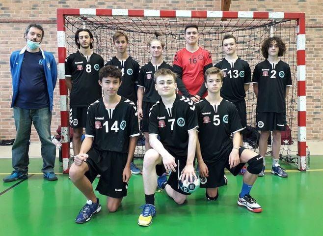 Équipe -18 G équipe 3