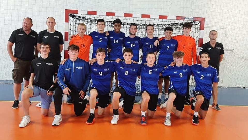 Entente Marne U18 M Championnat de France